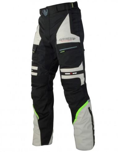 Pantalon CRUISE Negro,Gris,Amarillo Fluor