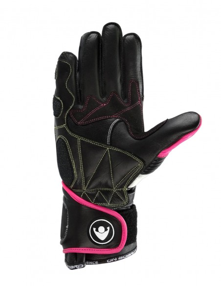 Guantes Stylish Man Negro