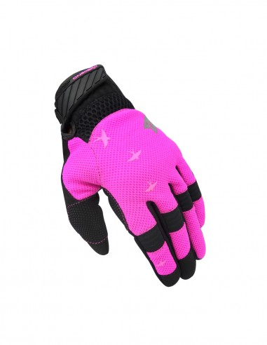 FREE lady summer gloves Pink and Black