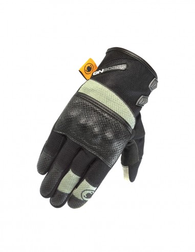 Guantes moto verano BURN OUT 2