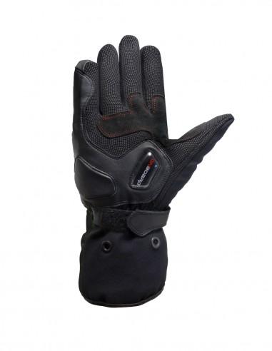 S-RAIN black cordura gloves