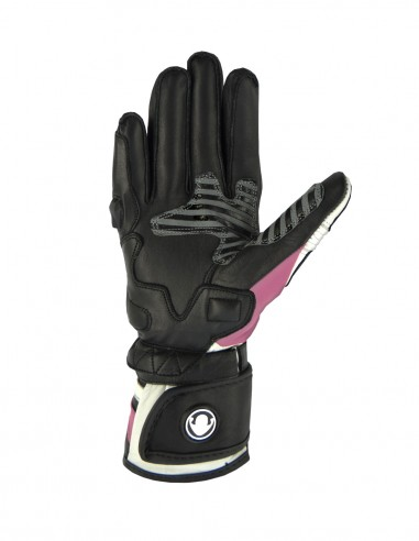 Guantes ON AIR negro/amarillo fluor