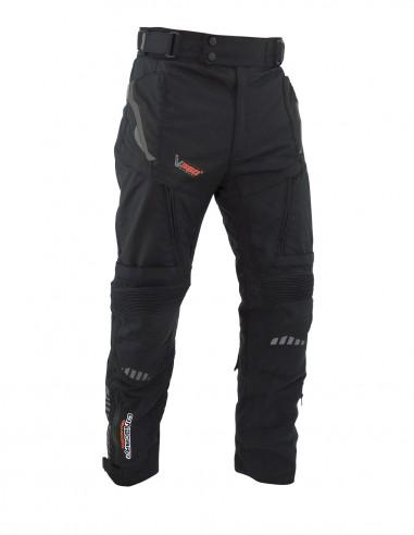 Pantalon STONE 4S Negro/Gris oscuro