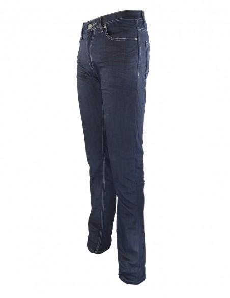 Pantalon hombre tejano kevlar PREMIUM - 01 azul