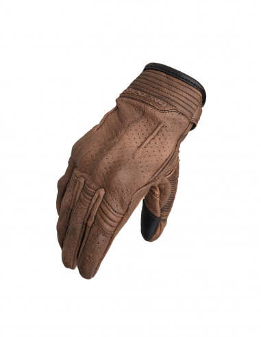 Vint Air summer Lady gloves. Brown