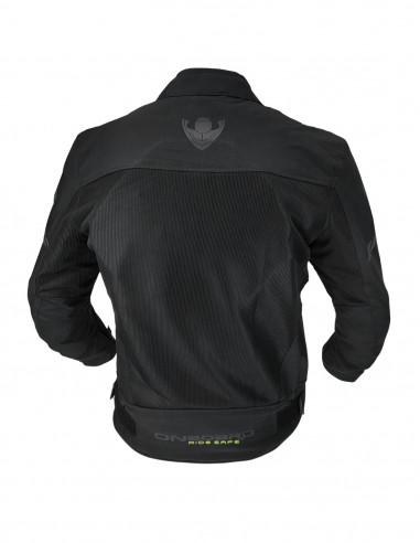 AIR ZONE summer jacket Black