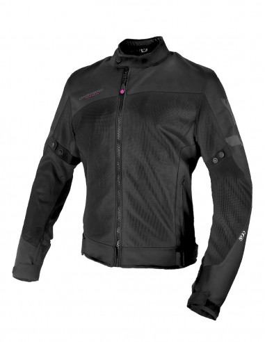 AIR ZONE lady summer jacket Black