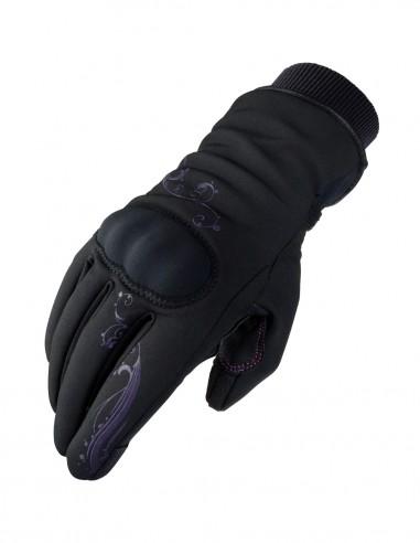 copy of AMY Gloves black pink
