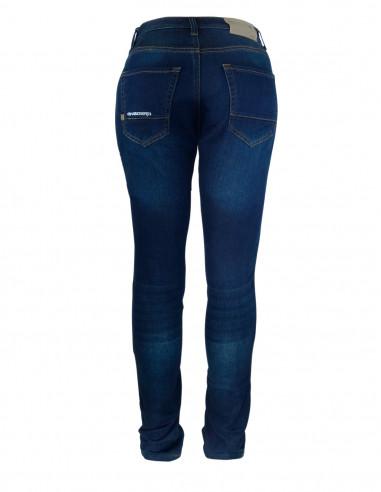 Pantalon mujer tejano kevlar CHIC -...