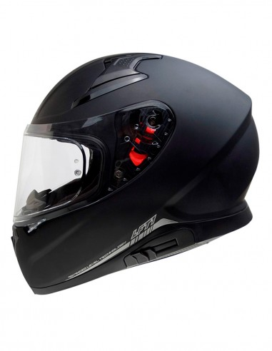 Casco moto Level LFT1 NEGRO MATE