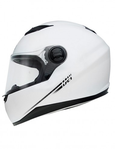 FULLFACE LFC1 Solid White + PINLOCK 30